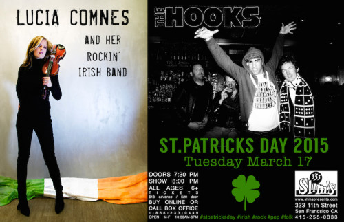 Lucia Comnes » Blog Archive » St  Patrick's Day in San
